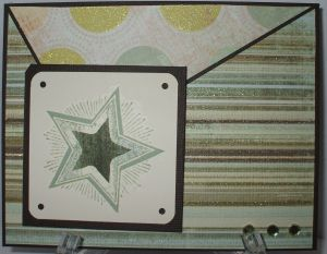 Star Card - Natural Laundry Line