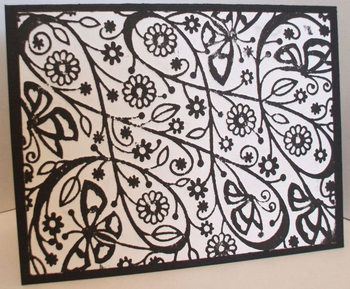 butterflycardpaper